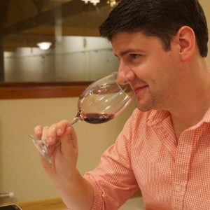 photo of Clayton Brost, sales rep for Vanguard Wines